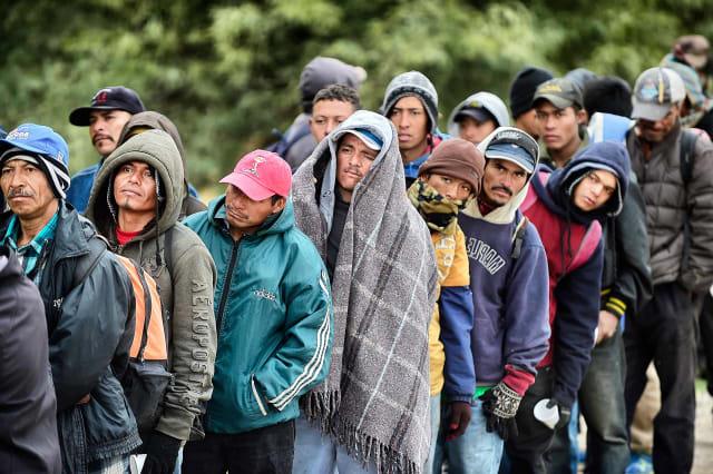 cortes de inmigración
