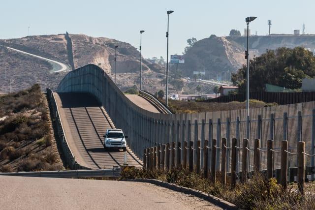 Corte Trump muro