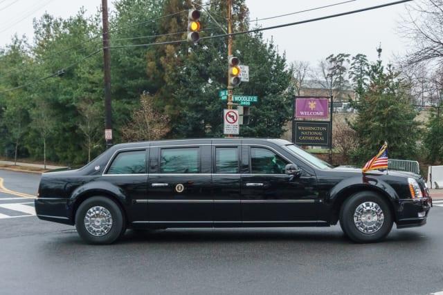 Autos de los Jefes de Estado
