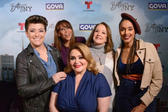 Valeria Vera será personaje y parte de 'Betty en NY'