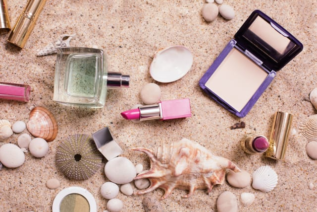 Maquillaje para la playa