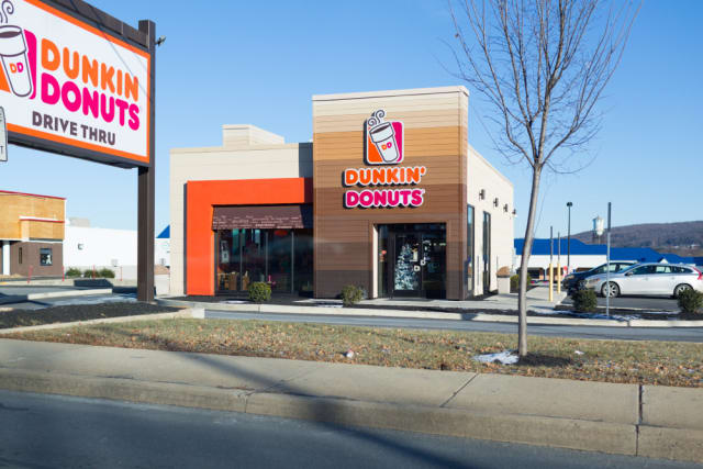 Dunkin Donuts Indocumentados