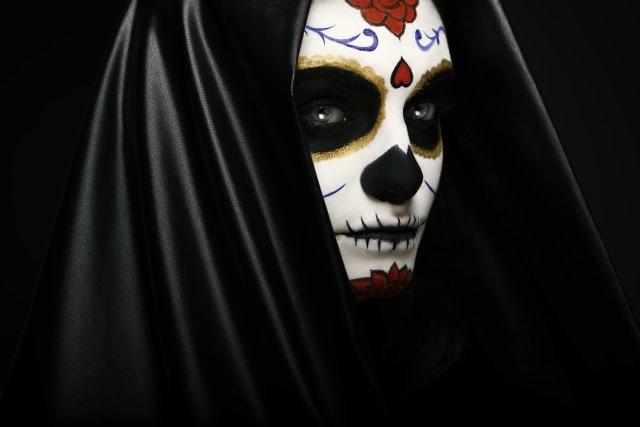 santa muerte mexicana