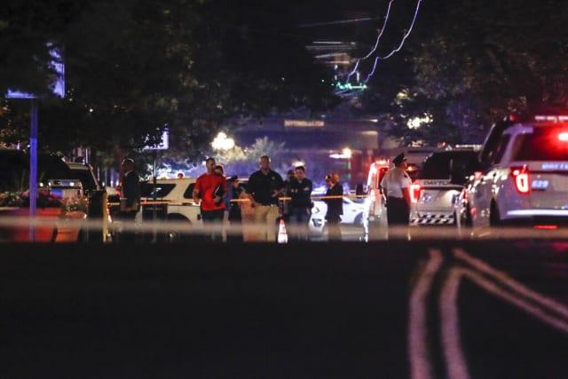 tiroteo en Dayton