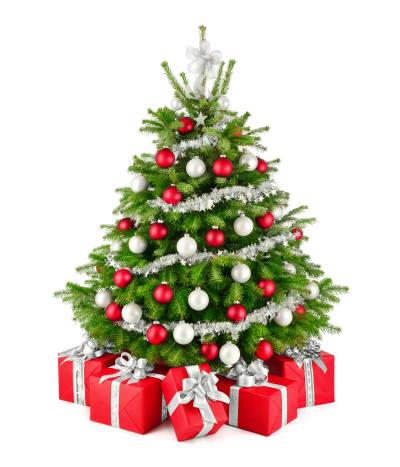 Navidad el significado de los adornos en el rbol de navidad - Lazos arbol navidad ...