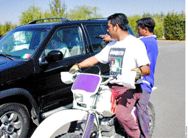 evitar asaltos mientras conduces