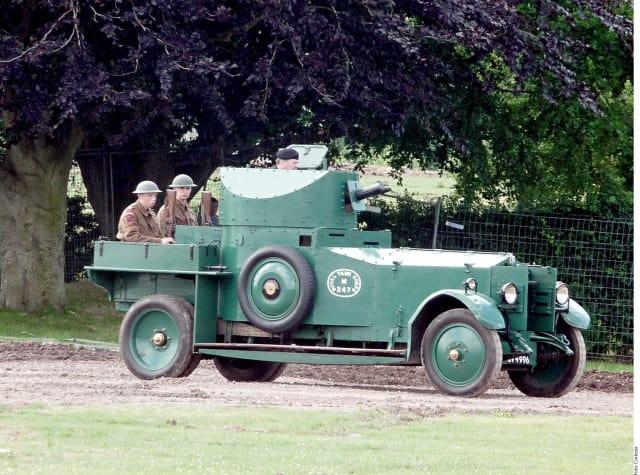 Rolls-Royce Armoured