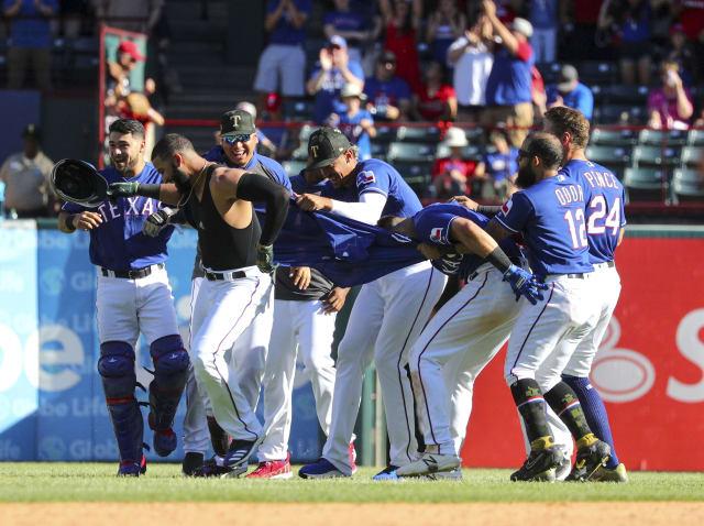 Rangers Astros