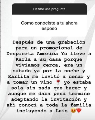 Ana Patricia Gámez Revela Secreto De Su Esposo Foto