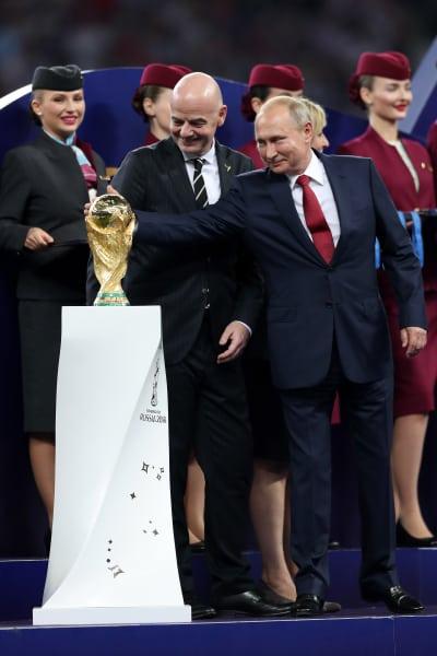 Francia Putin