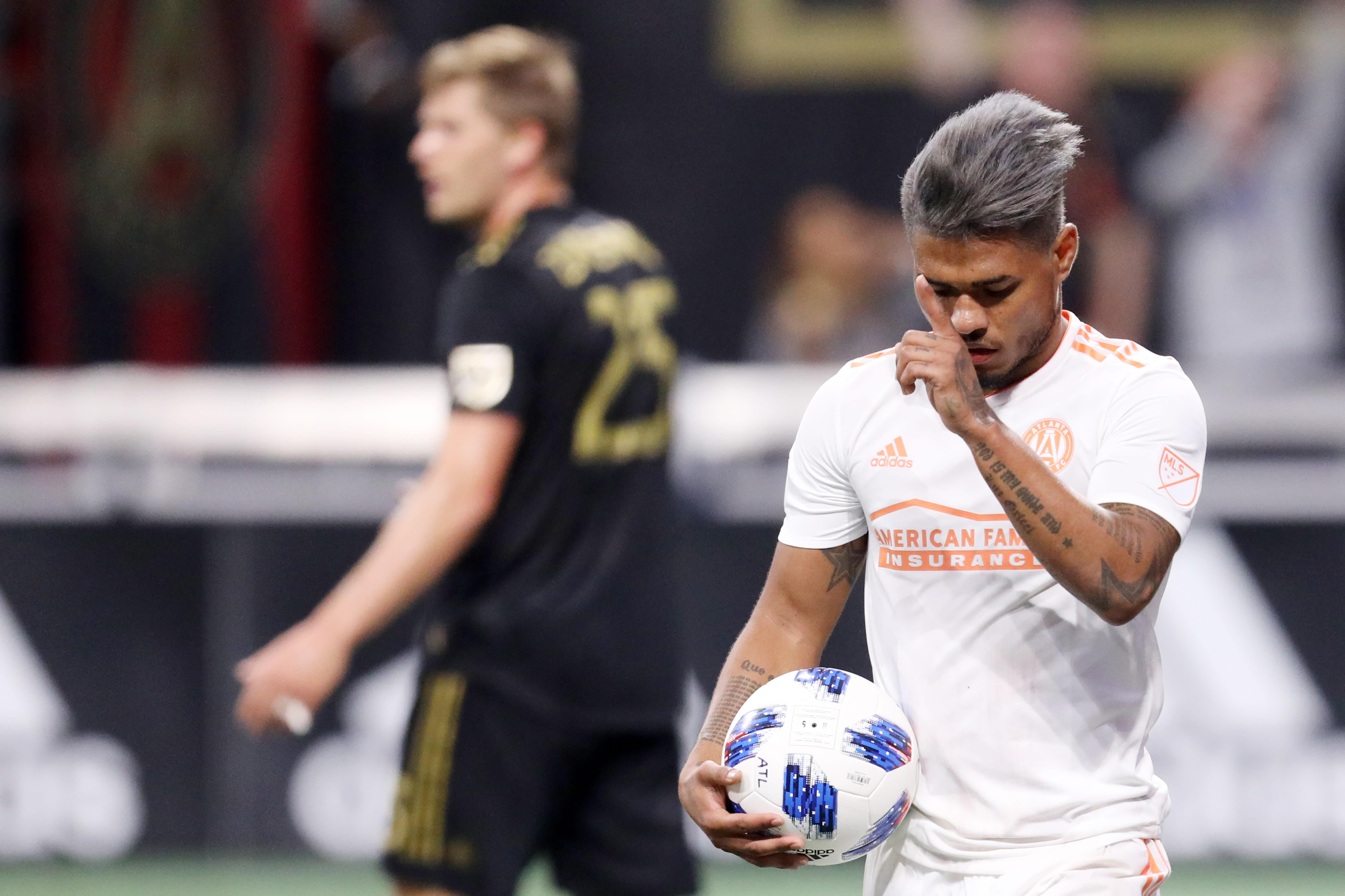 Doblete de Josef Martínez da el triunfo al Atlanta United
