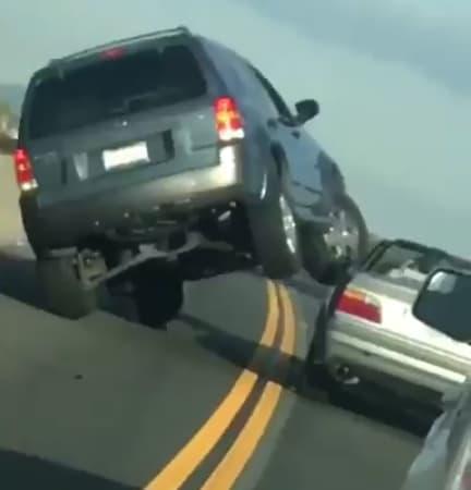 camioneta de lado