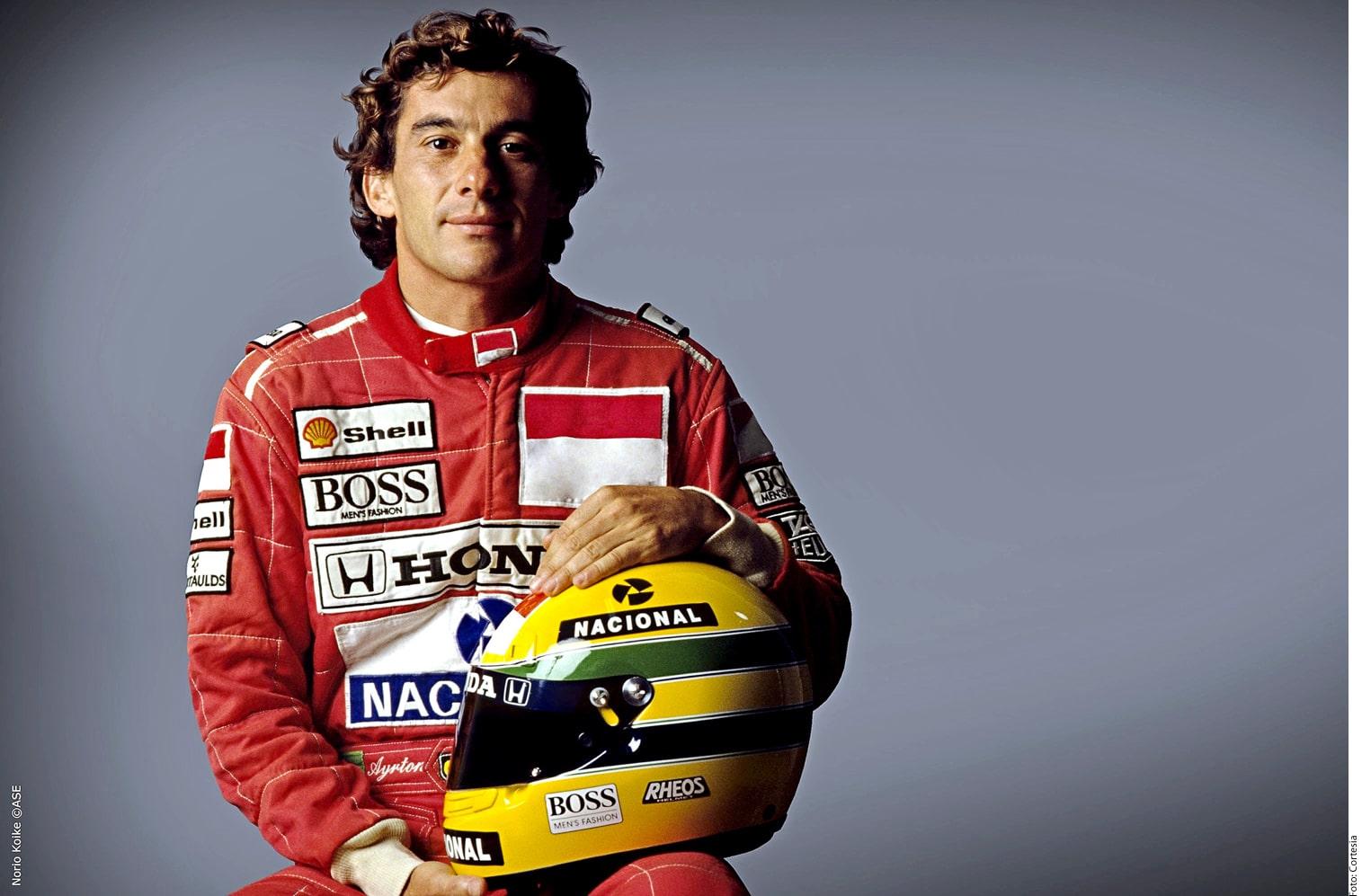 Resultado de imagen de Ayrton Senna