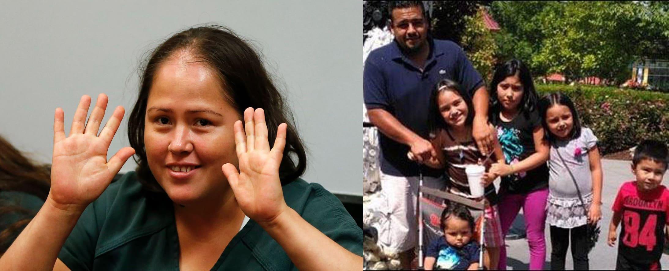 Castigan a madre latina que mató a miembros de su familia