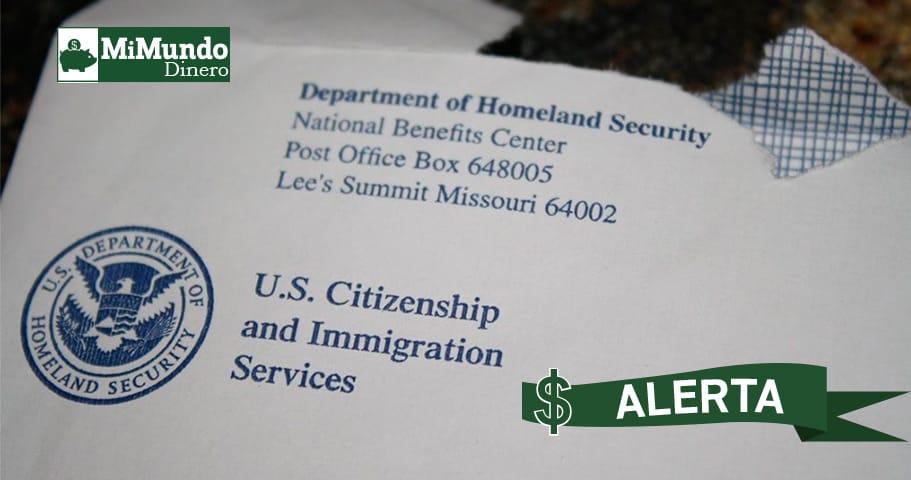 USCIS lanza advertencia a patrocinadores de inmigrantes