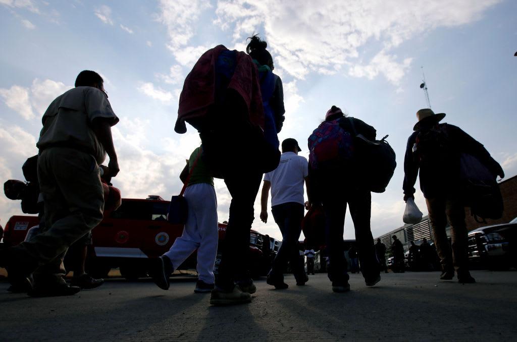 Corte permite regresar a México a solicitantes de asilo