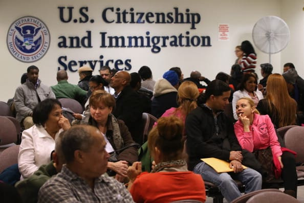 USCIS, ciudadanía