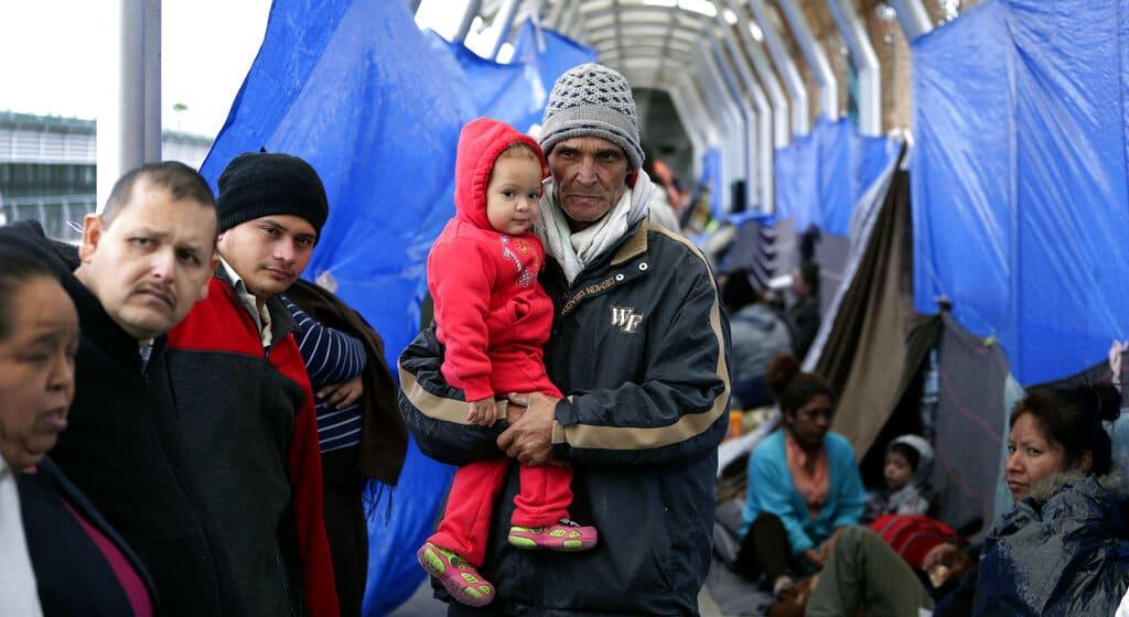 Solicitantes de asilo en EE.UU. no podrán salir bajo fianza