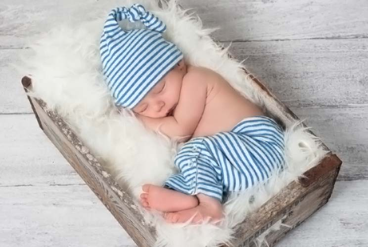 10 rituales para dormir a los bebés