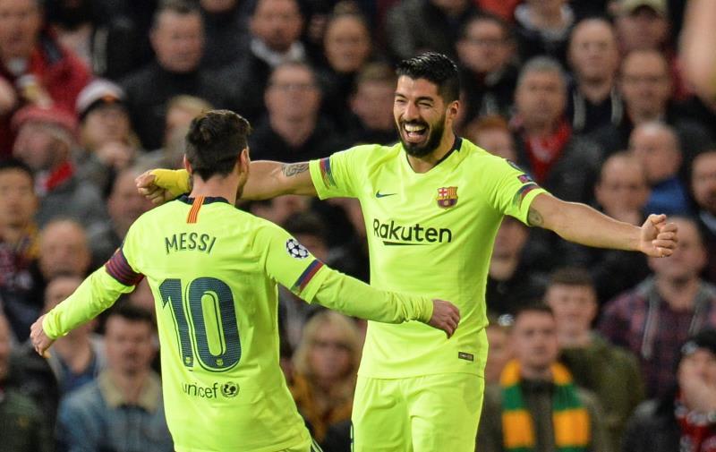 Al Barcelona le basta con lo justo