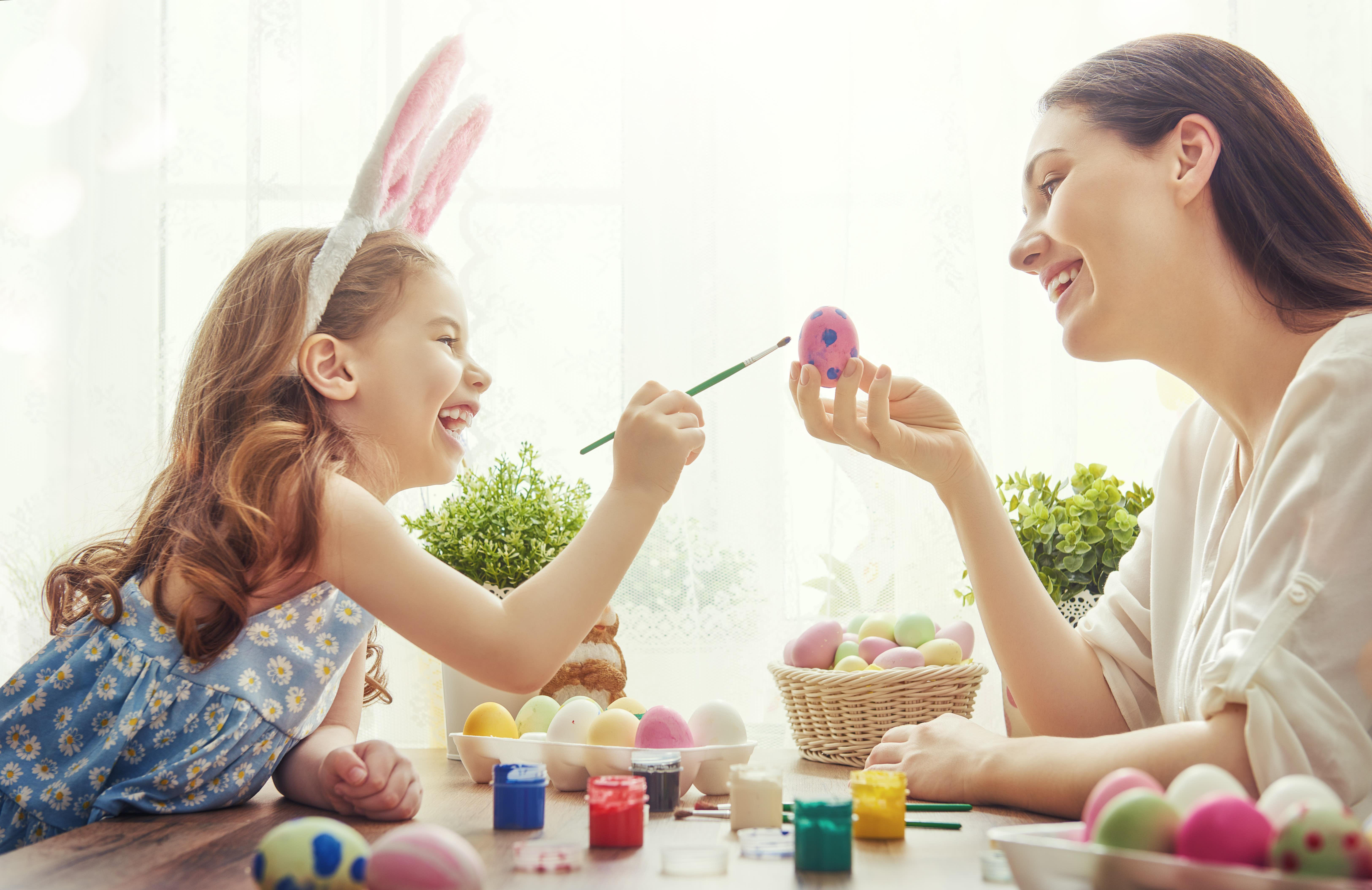 La Pascua: 5 ideas para celebrar con tus hijos este día