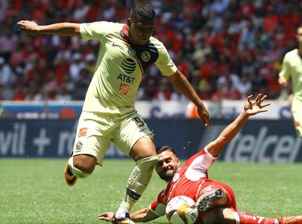 América cayó ante Toluca, que sueña con la liguilla