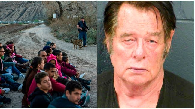 Atacan en la cárcel a líder de milicia que detenía migrantes en Nuevo México