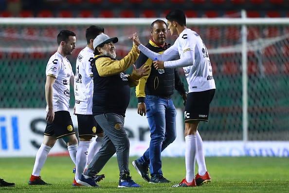 Los Dorados de Maradona vuelven a la final