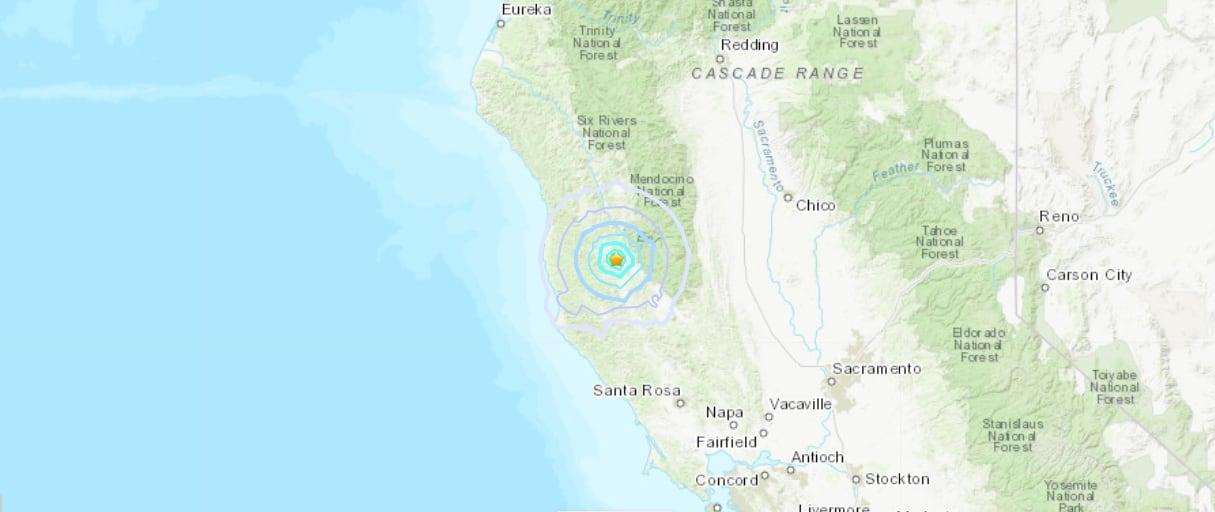 ÚLTIMA HORA: Se registra sismo de 4.3 en área de California