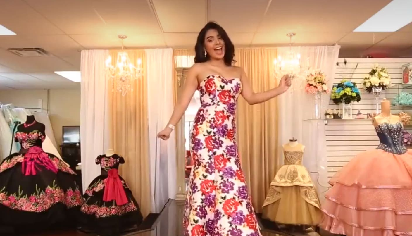 Consejos para elegir vestidos de moda para tu prom