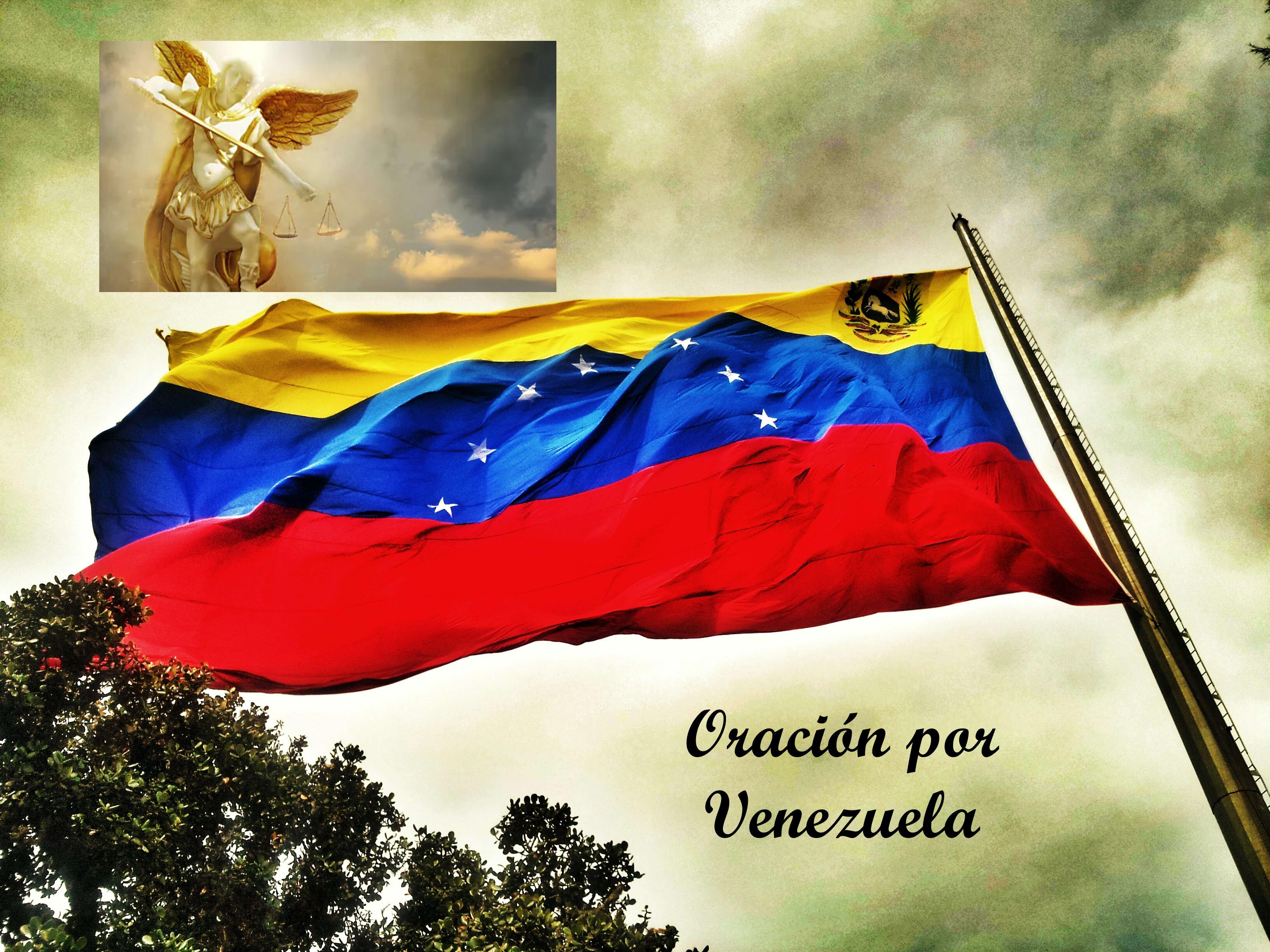 Oración a los Arcángeles por Venezuela