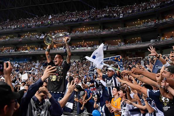 Rayados venció a Tigres y se coronó ¡campeón de la Concacaf!
