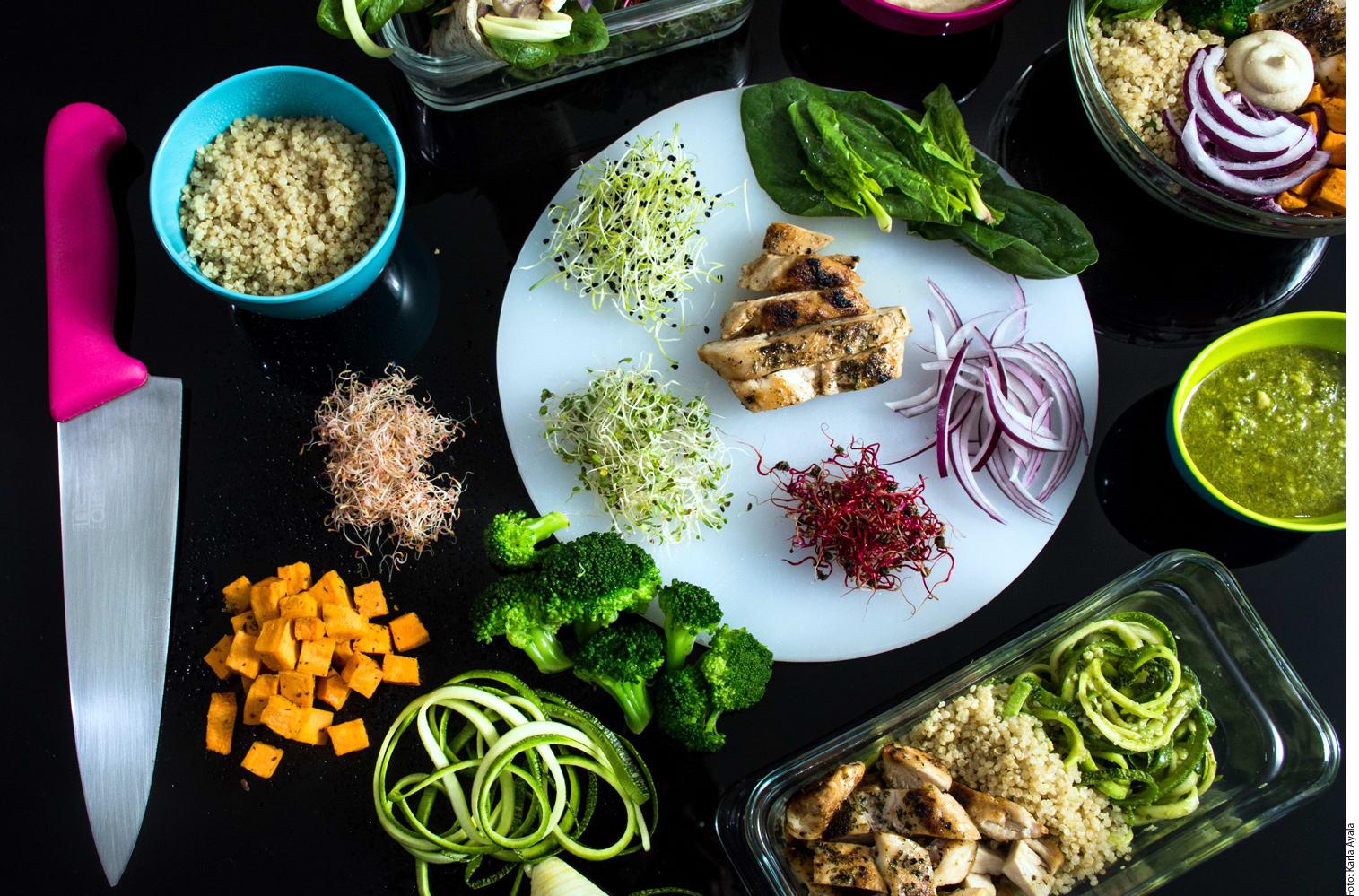 Consejos a la hora de elegir qué comida llevar a la oficina para el 'lunch'