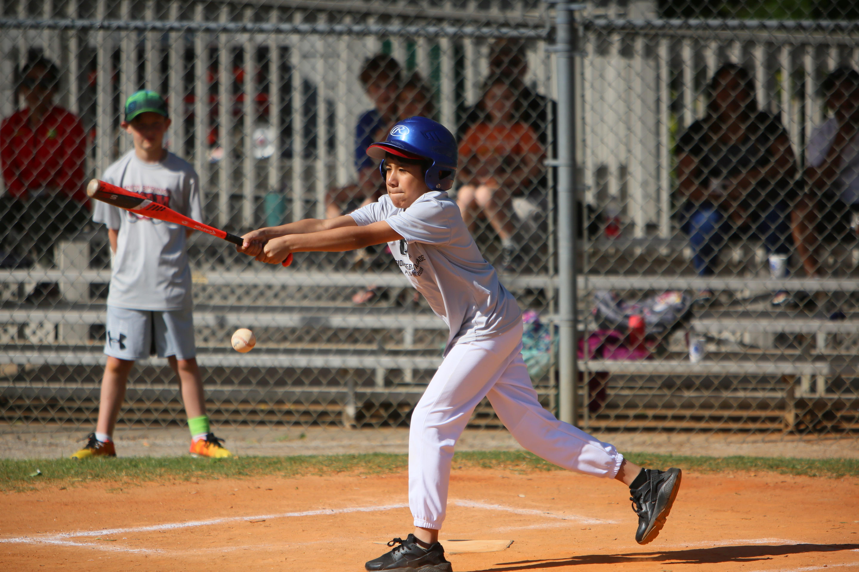 Campamento de beisbol para niños hispanos de Sandy Springs