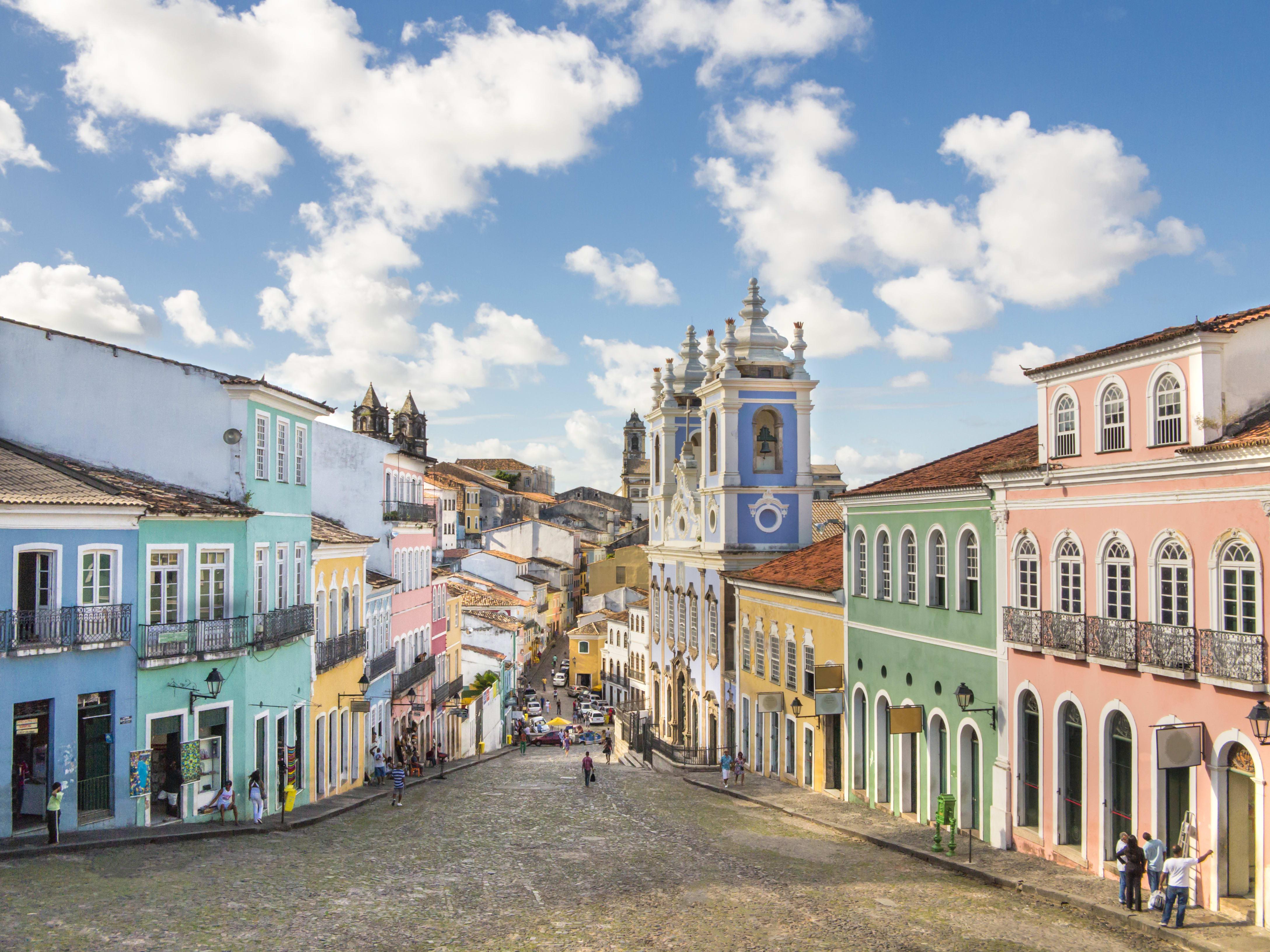 Salvador de Bahía para quedarse sin aliento: Qué puedes visitar