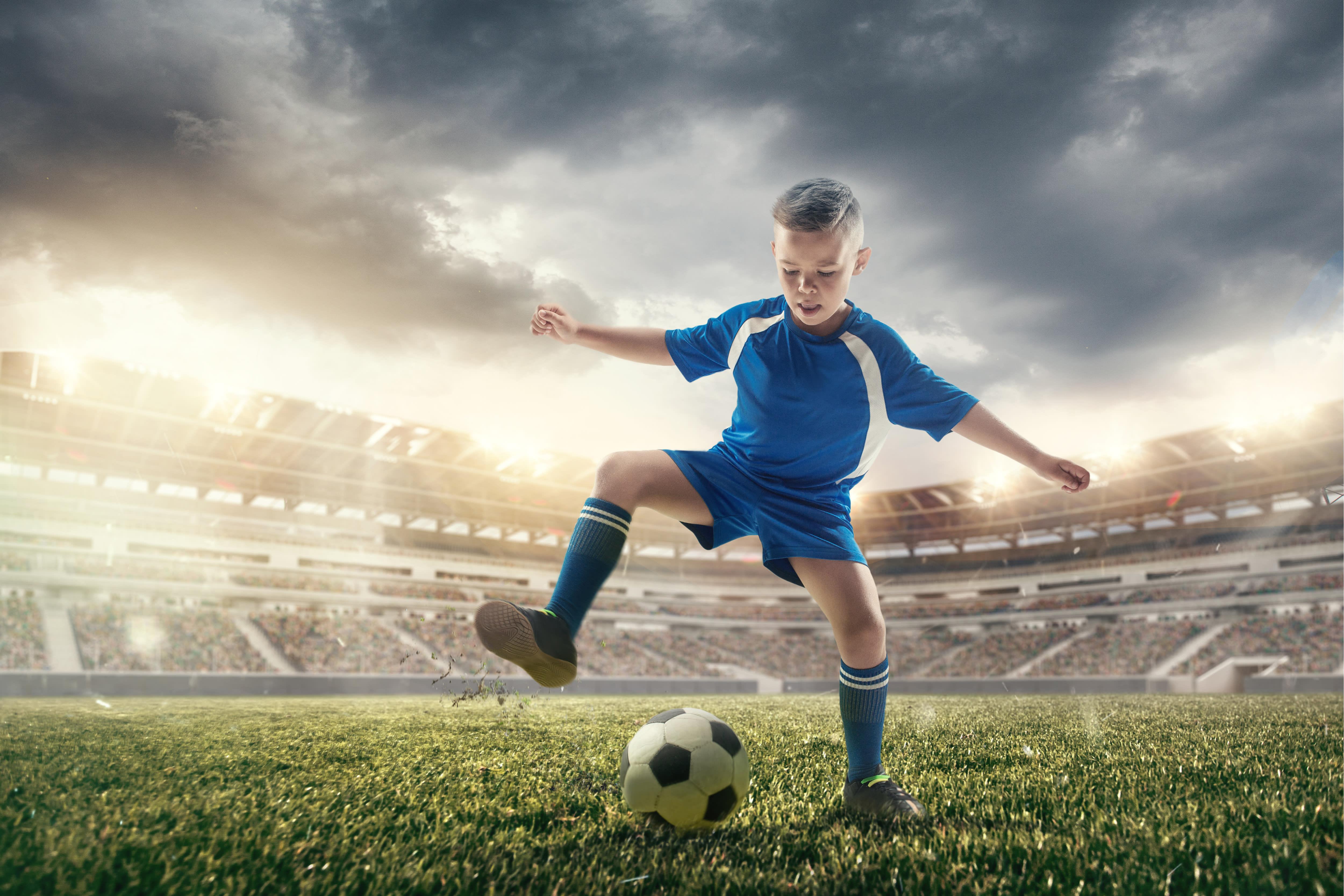Futbol 101 para niños: reglas básicas para jugar