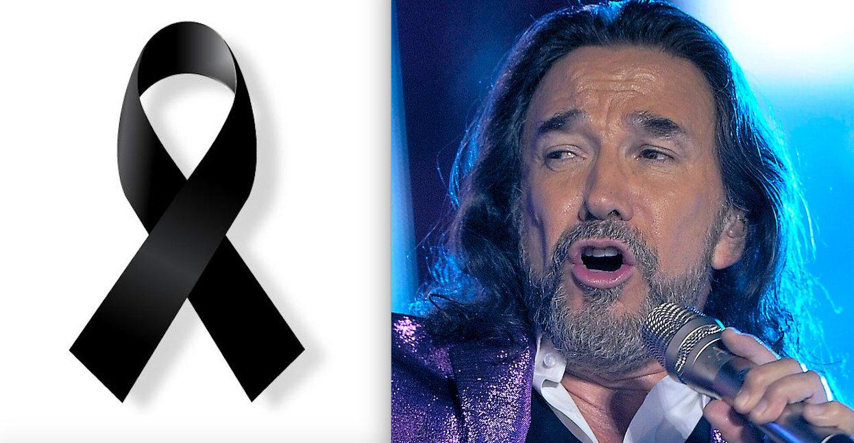 Marco Antonio Solís 'El Buki' confirma que está de luto (FOTO)