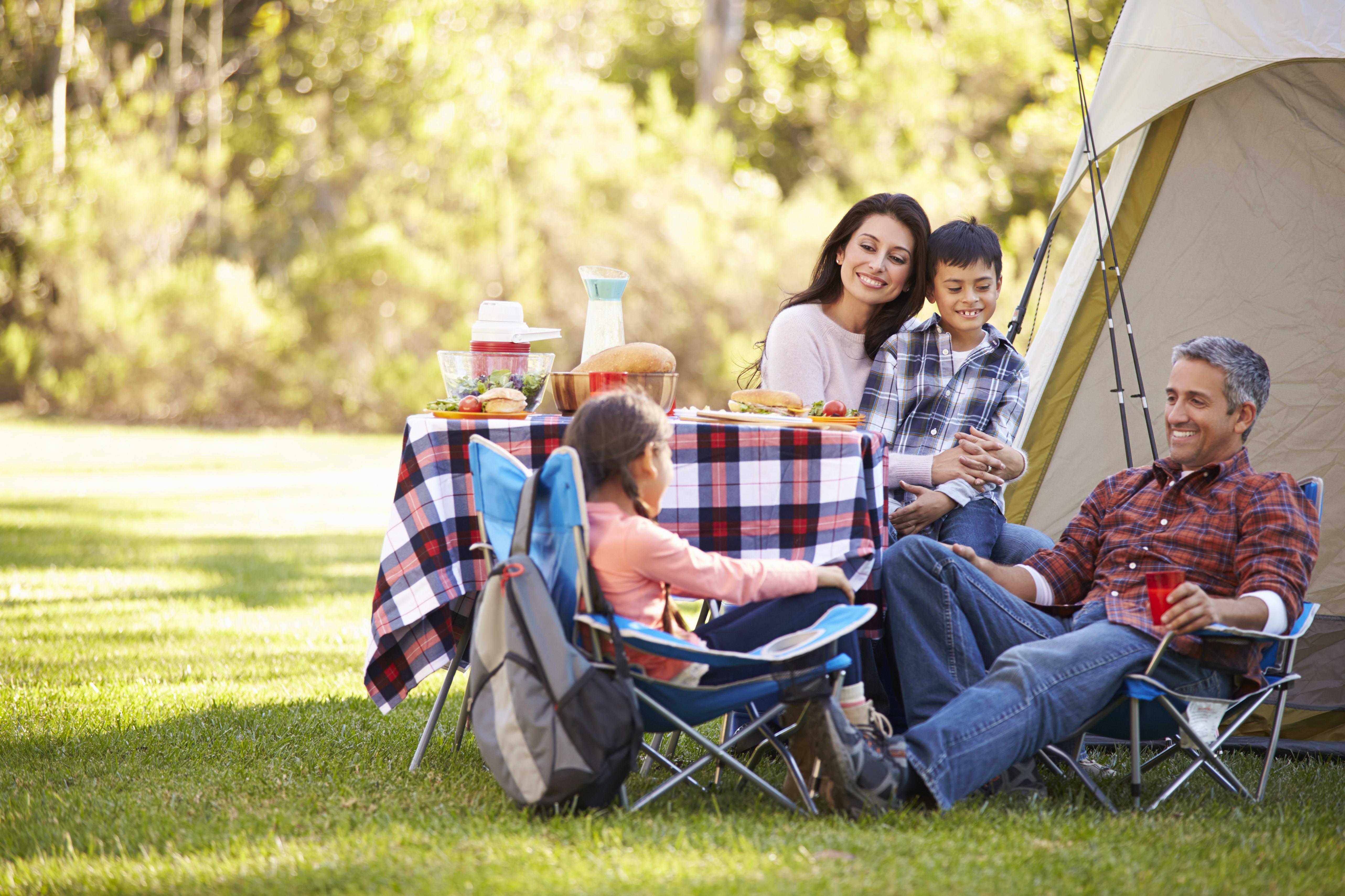 Verano económico: Los 7 mejores lugares para acampar en Estados Unidos