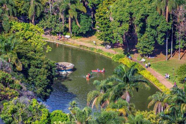 Los 5 puntos de Belo Horizonte, Brasil, que no puedes perderte