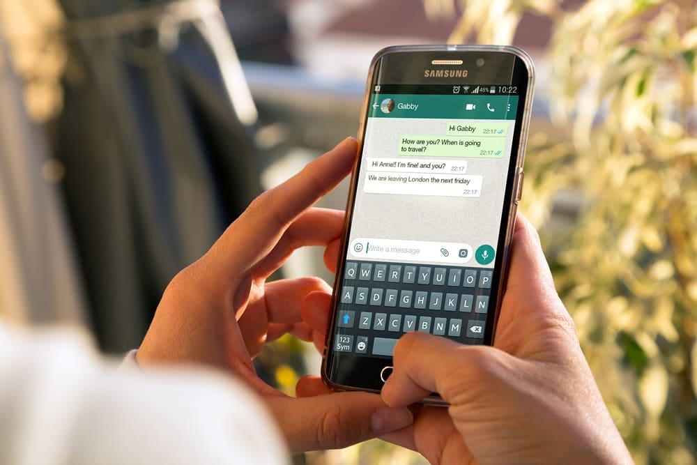 Cómo enviar un mensaje de WhatsApp sin añadir un contacto