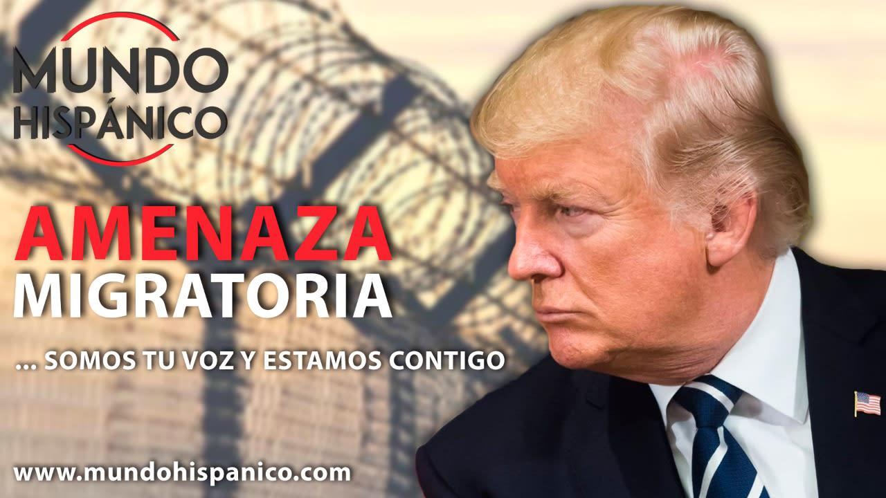 Amenaza Migatoria: Ley de inmigración y deportación de EE.UU. y cómo evitar ser deportado legalmente