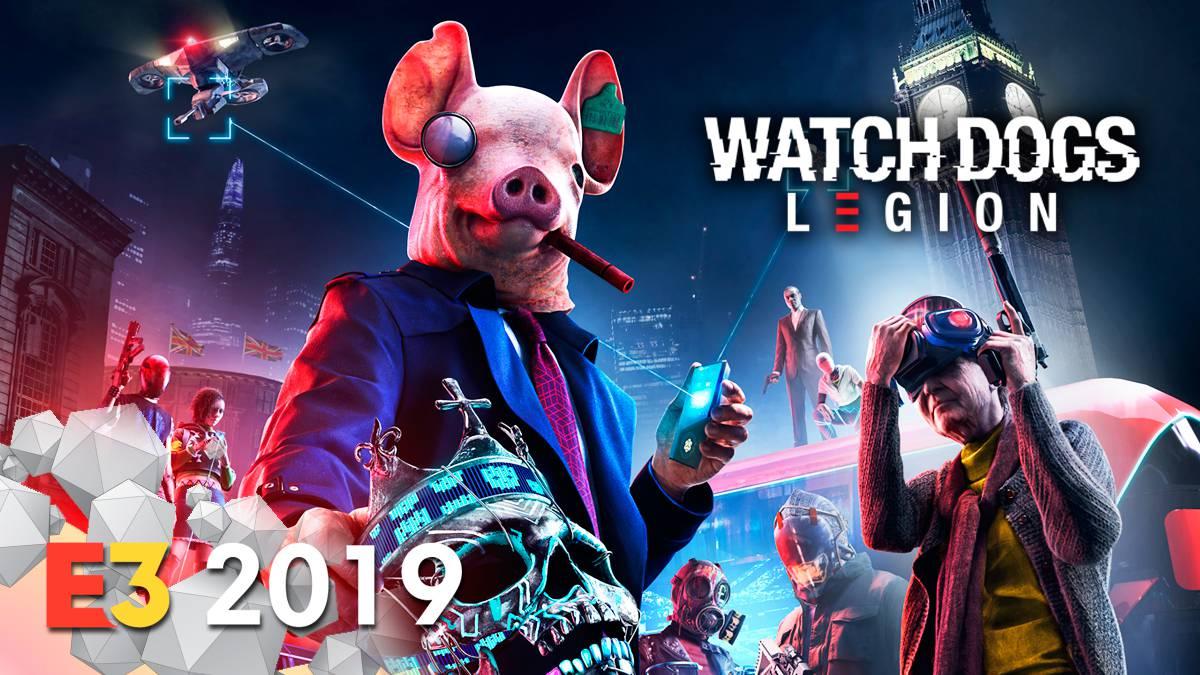 Watch Dogs Legion: Lo último en videojuegos permite que juegues cualquier personaje