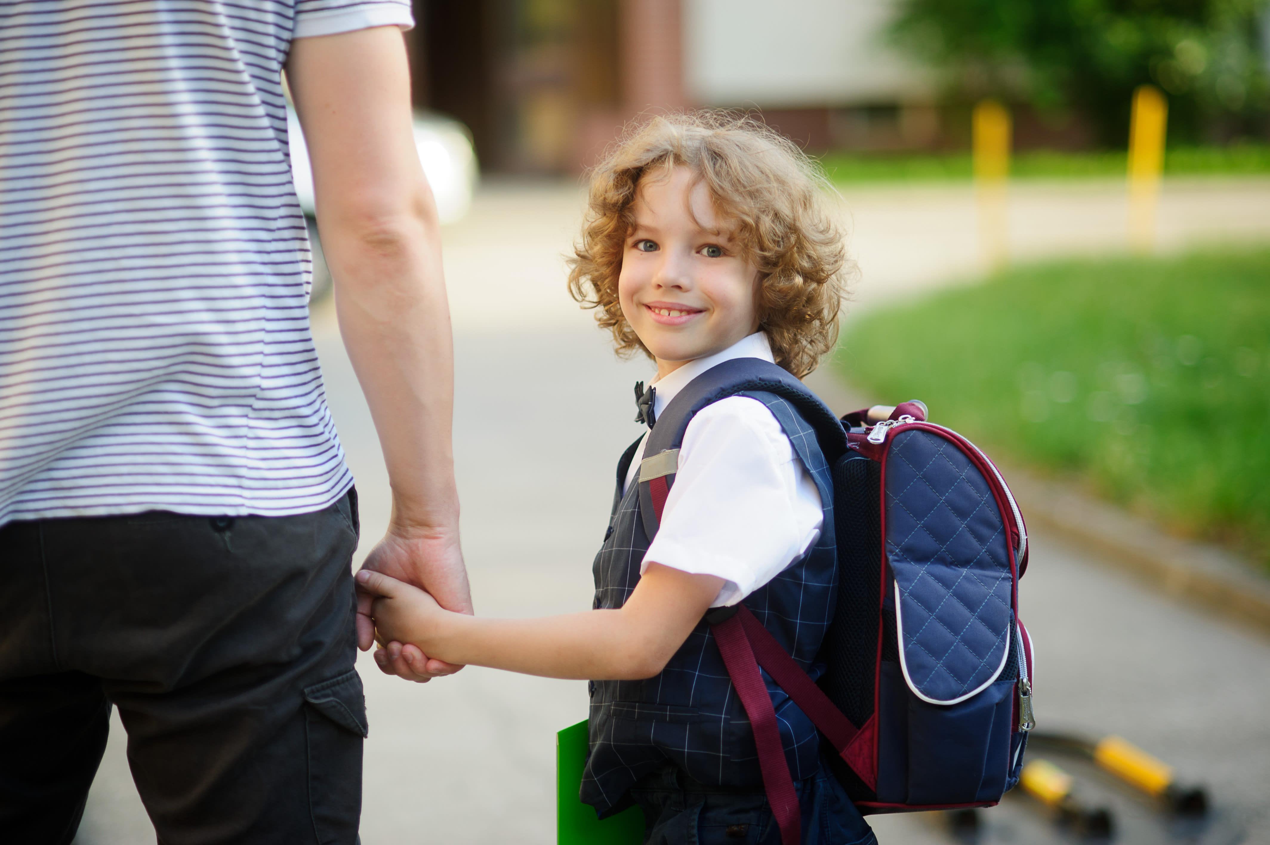 Primer día de kinder: Cómo preparar a tu pequeño