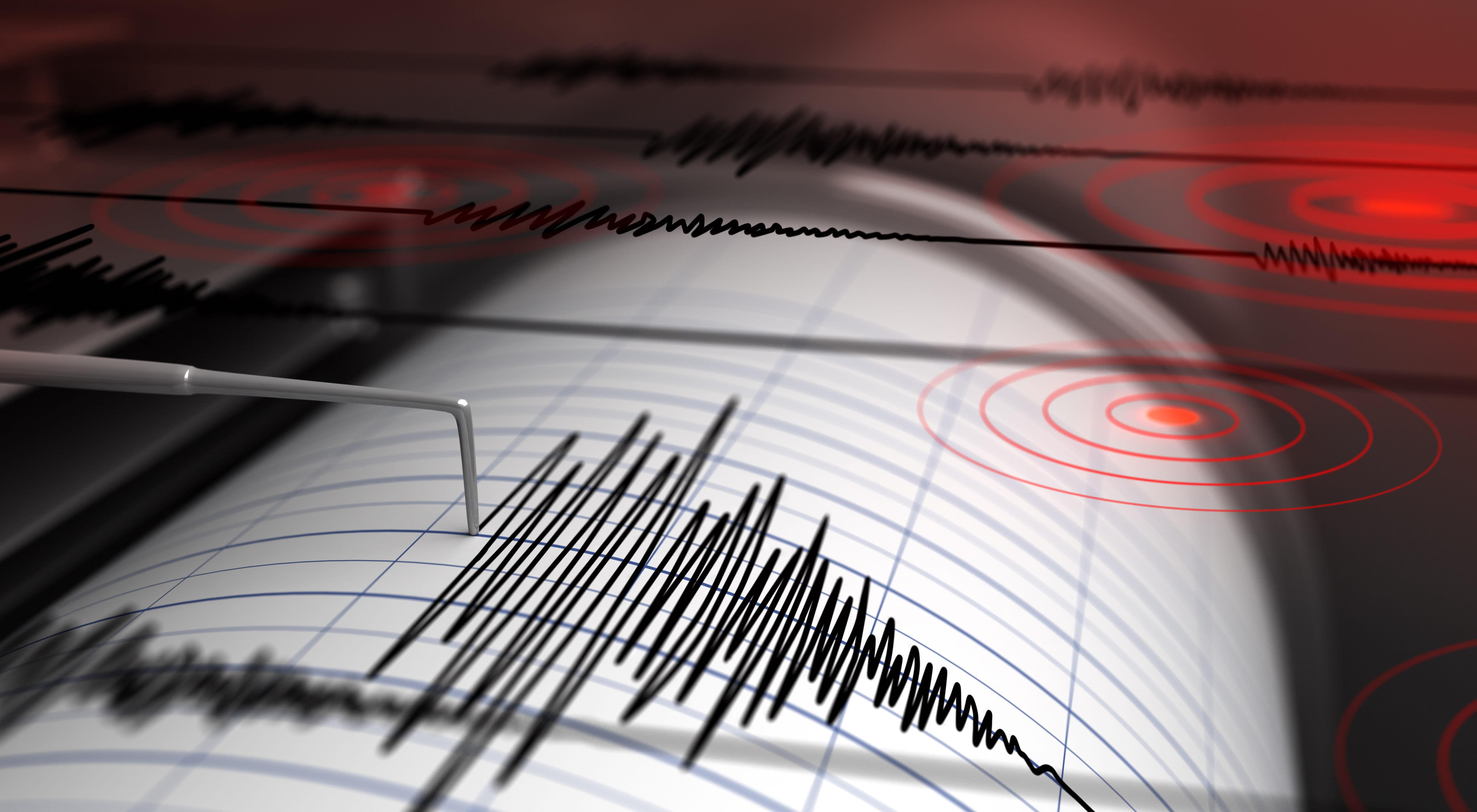 Sismo de magnitud 6,0 estremece El Salvador