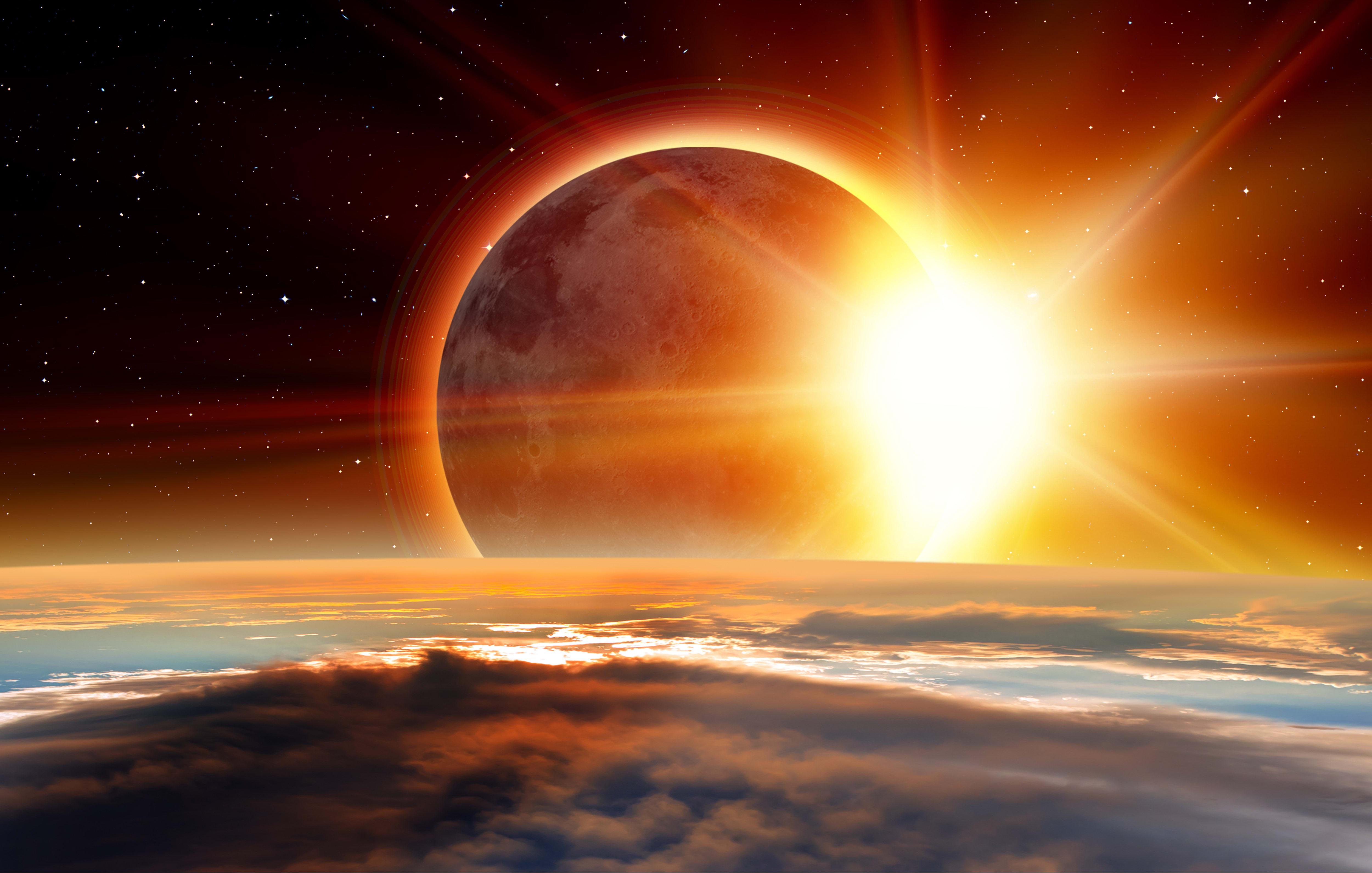 Eclipse solar de Chile y Argentina 2019 (14 FOTOS Y 3 VIDEOS)