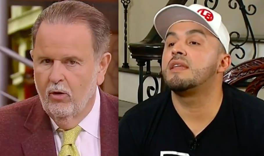 Raúl de Molina se burla de los Rivera y hermano de Jenni se venga mostrando un video (4 VIDEOS)