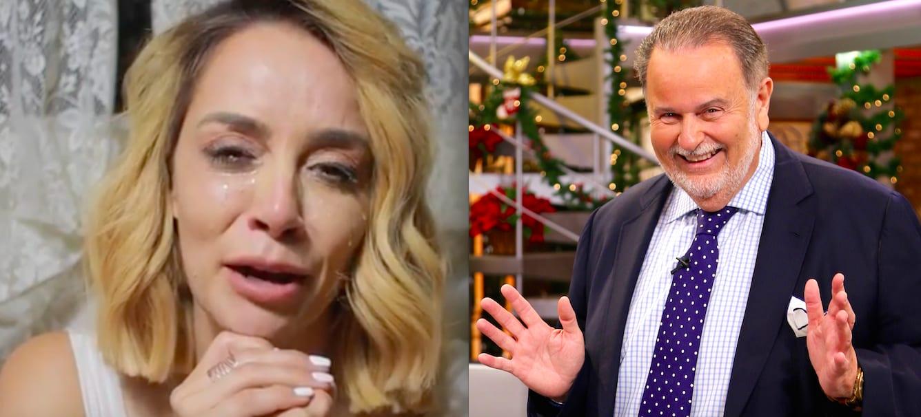 Rosie Rivera es humillada en 'El Gordo y La Flaca' y ella les da cachetada con guante blanco (4 VIDEOS)<br />