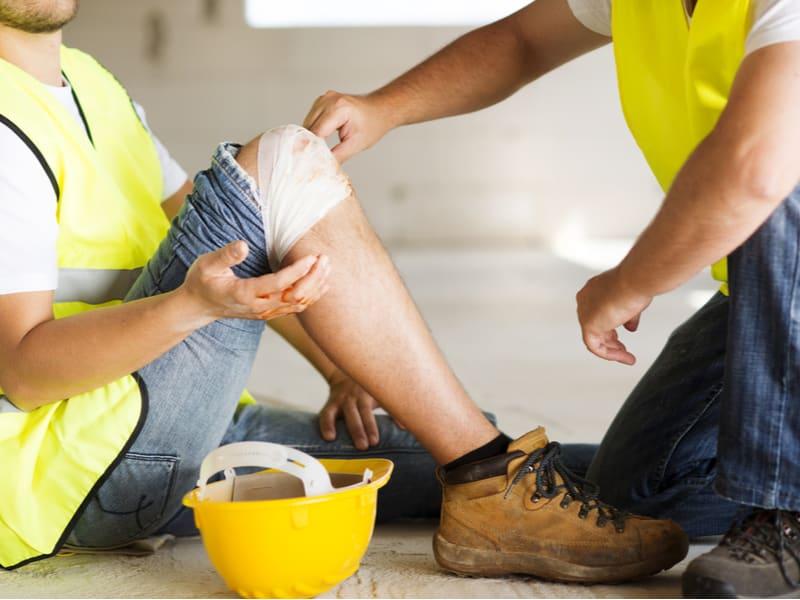 Accidente de trabajo: Qué debes hacer si te pasa a ti