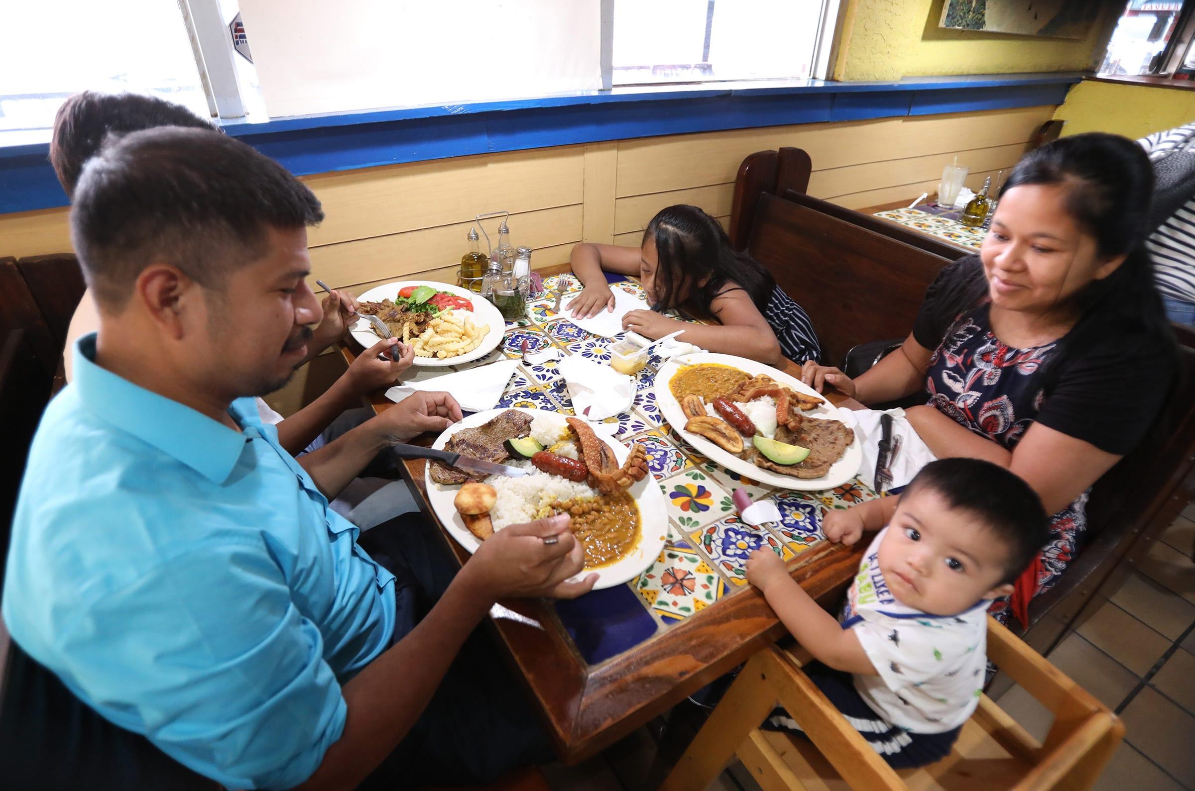 Casa Vieja, una tradición gastronómica colombiana en Atlanta