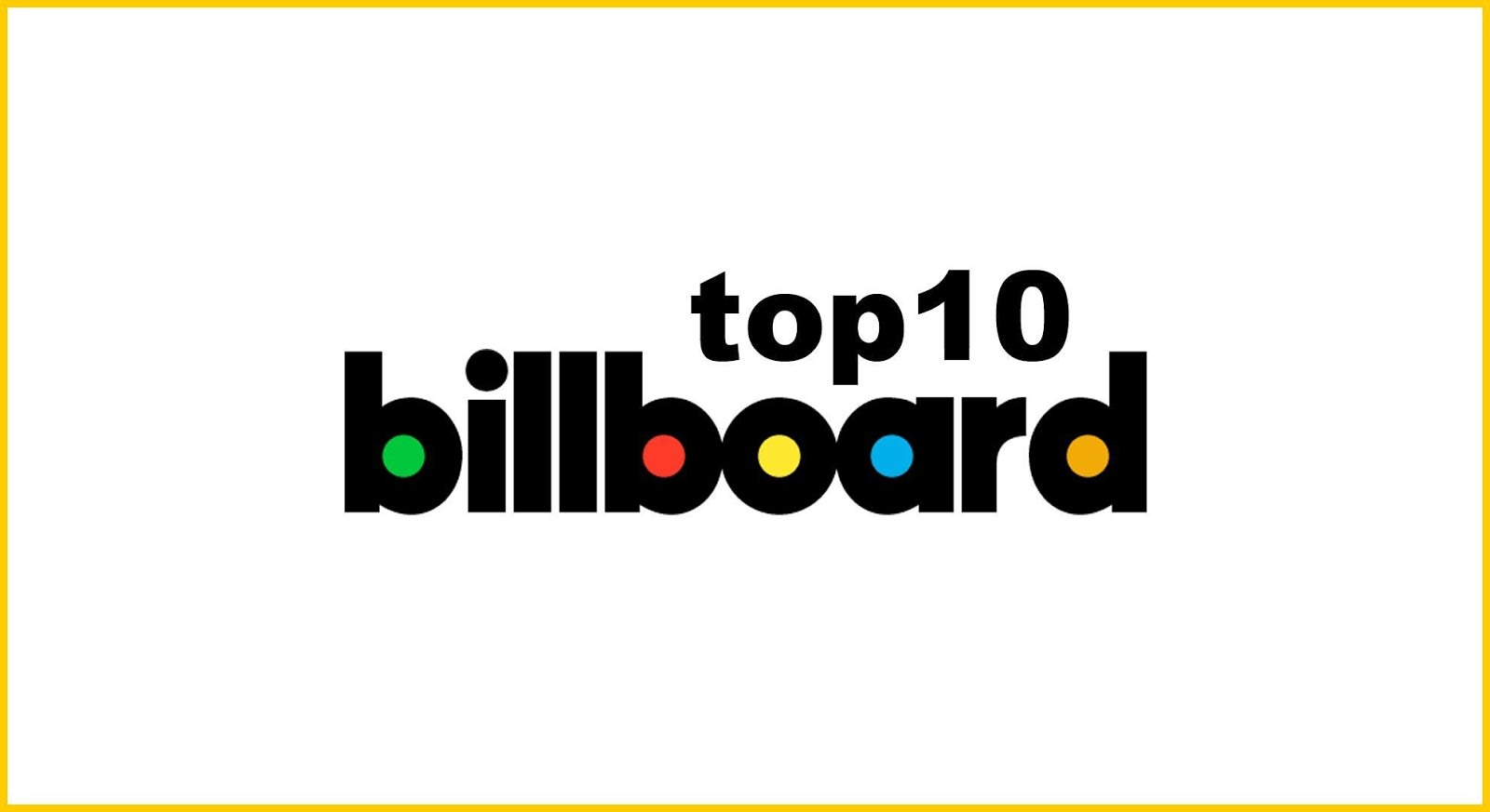 Top 10 Música mexicana de BillBoard. Semana 13 de julio, 2019